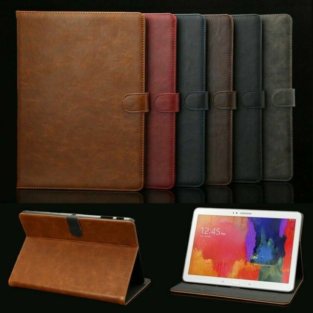 """Luxury Leather Smart Case Cover For Samsung Galaxy Tab A 10.1""""10.5""""8""""2019 S6 S5E"""