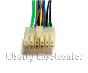 pioneer deh 435 wiring fuse box \u0026 wiring diagramnew 12 pin auto stereo  wire harness