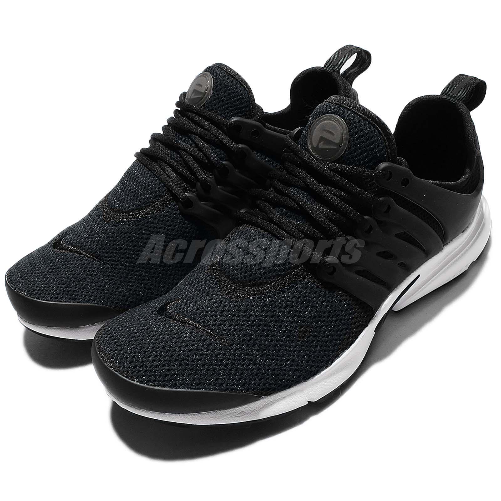 Wmns Air Presto noir Baskets blanc Femme fonctionnement chaussures Baskets noir NSW 878068-001 79d648