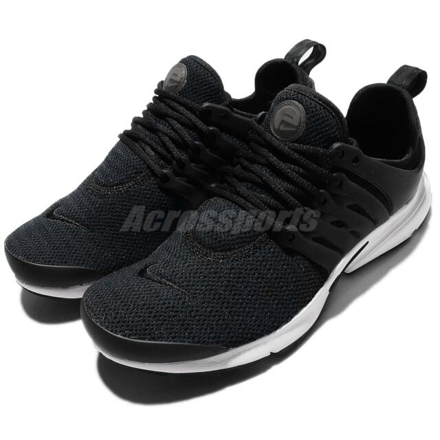 new styles 646c1 e7501 Wmns Air Presto Black White Women Running Shoes Sneakers NSW 878068-001