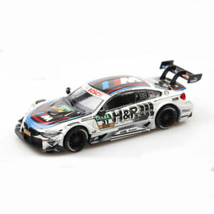 BMW-M4-DTM-2017-Racing-Car-1-43-Model-Car-Diecast-Gift-Toy-Vehicle-Kids-White