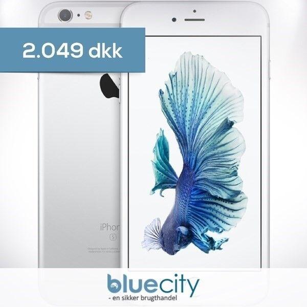 iPhone 6S, GB 32, hvid