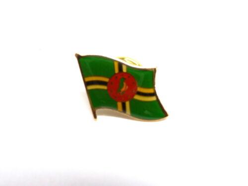 Dominica Pin Dominica Flag Lapel Pin