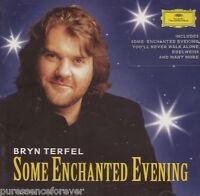BRYN TERFEL - Some Enchanted Evening: Best Of Musicals (UK/EU 22 Tk CD Album)