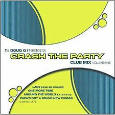 Audio CD Crash the Party: Club Mix 1 - Various Artists - Free Shipping