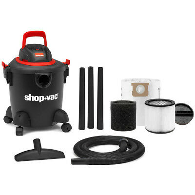 Shopvac 5 Gal Wet Dry Vacuum Cleaner Portable Heavy Duty