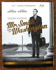 """Mr. Smith Goes to Washington"" (1939) ~ James Stewart ~ Blu-ray Book"