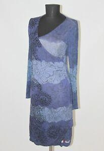Desigual-36V2021-Vestido-Para-Mujer-Violeta-Talla-Xs