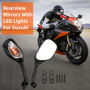 LED-Rearview-Rear-View-Side-Mirrors-for-Suzuki-GSXR600-750-06-15-GSXR1000-05-08