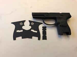 Details about HANDLEITGRIPS Rubber Gun Grip Tape Gun Parts for SIG SAUER  P350 Subcompact
