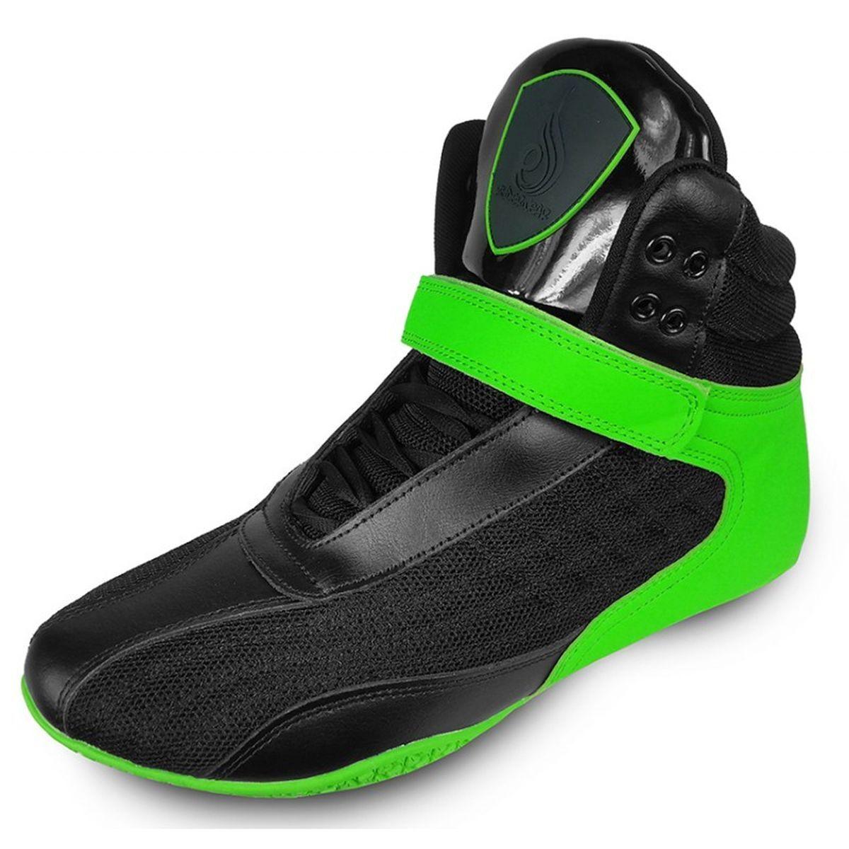 Ryderwear Raptors G-Force Performance scarpe- nero   verde- New New New 8abb0c