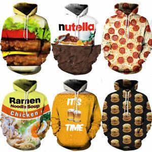Ramen-Noodle-Soup-Chicken-Food-Sweatshirt-Hoodies-Unisex-3D-Graphic-Pullover-Top