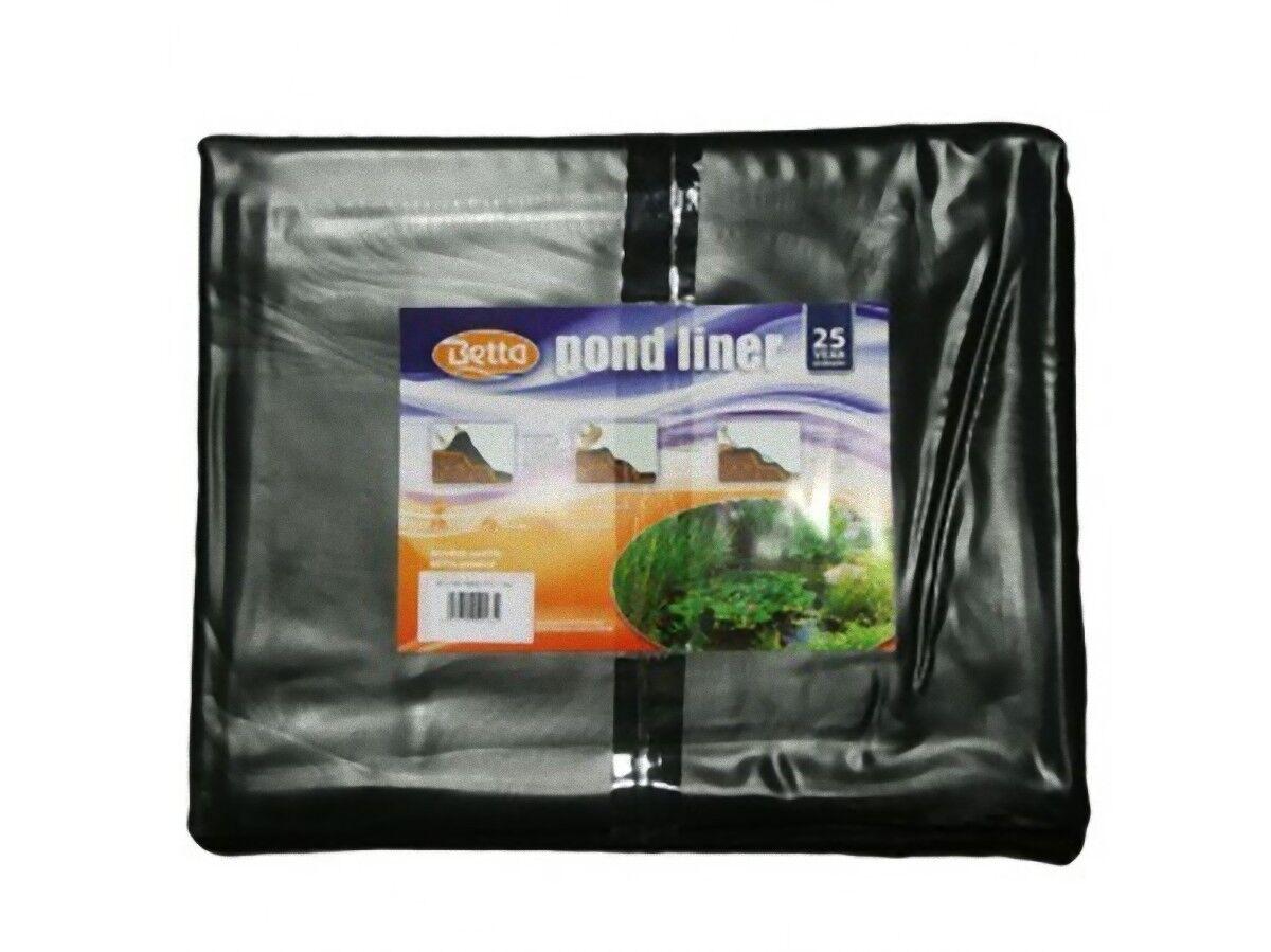spedizione gratuita Pre tagliato pre Pack laghetto da giardino giardino giardino LINER PVC 0.5mm 4m x 6m  protezione post-vendita