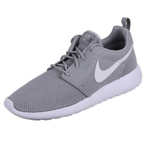 a8b2395abf0446 Nike Men s Roshe One Running shoes 511881-023 Wolf Grey White