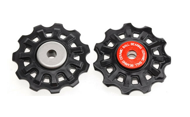 Campagnolo SUPER RECORD 11 Speed Derailleur Pulley Set : RD-SR500