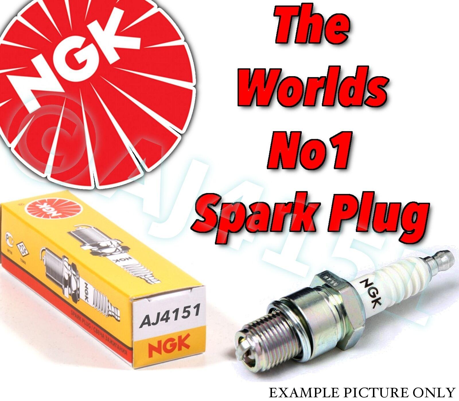 NGK Spark Plug for EFCO JET Lawn Tractors EF 72 C//12,5 H model B/&S engines