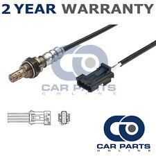Para Volvo S80 2.4 Turbo (2000-01) 4 Cable Trasero Lambda sensor de oxígeno de escape Sonda