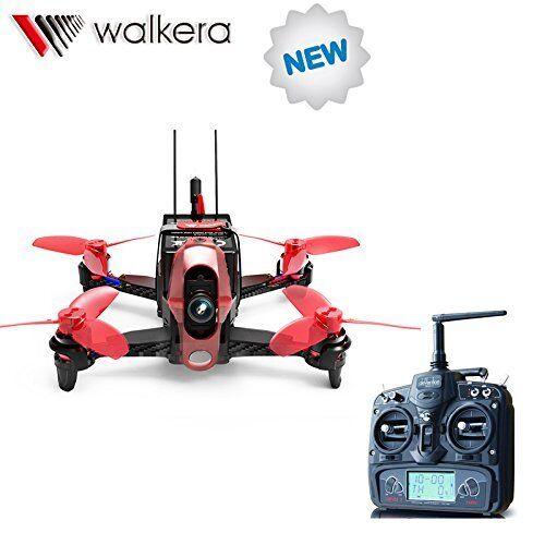 Walkera Rodeo 110 110mm med DEVO 7 Fjärrkontroll RC Racing Drone Quadcopter