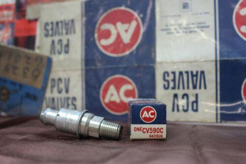 6421934 Vintage Nos and Nors AC DELCO PCV VALVE CV590C