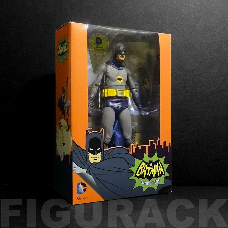 Neca, Batman Serie De Tv (Adam West) Exclusivo 7  Figura De Acción