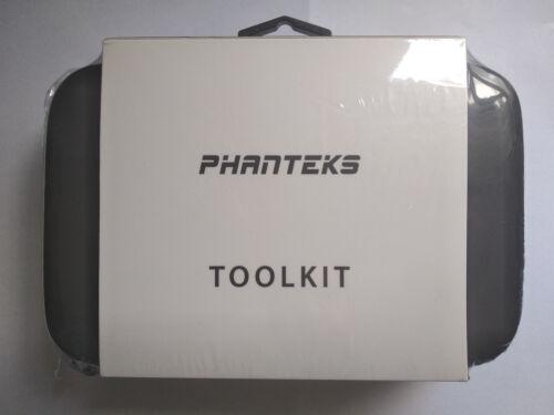 PHANTEKS 16 PIECE COMPUTER TOOL KIT magnetic screwdrive flexible shaft PH-TKT/_01