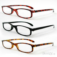 Reading Glasses Single Vision Half Frame Light Readers 100-275