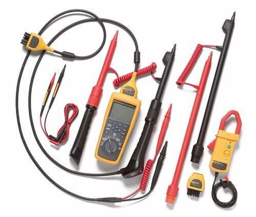FLUKE BT521 Batterietester Akku Tester