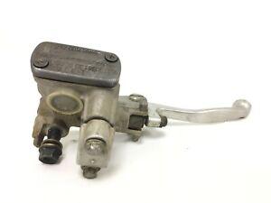 Front Brake Master Cylinder Lever Fit Honda CR125R CR250R CRF450R XR250R XR650R