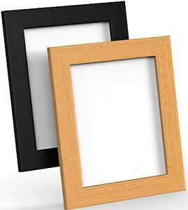 Wide Confetti Wood Frame Range Picture Photo Frame Poster Frame With Mount