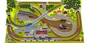 GP2-0010-Maerklin-C-Gleis-Plan-034-Gruenberg-034-200x118cm-DIN-A4-Mappe-Color