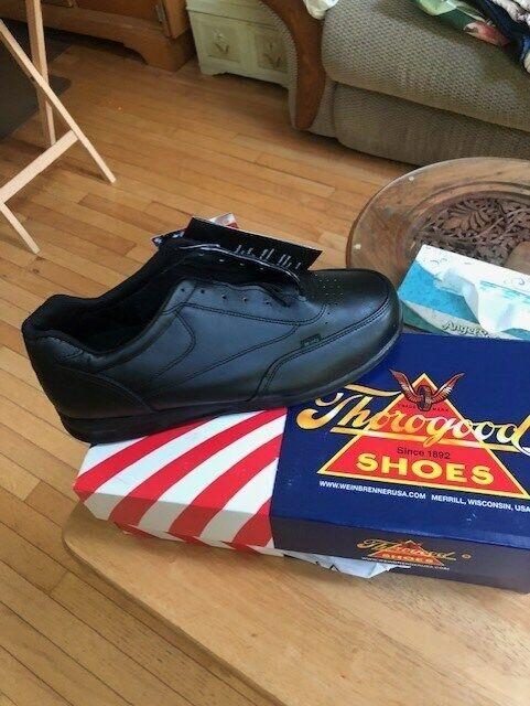 Postal aprobado Zapatos 10.5 W Thorogood Nuevo