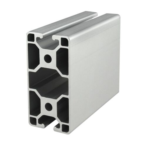 80//20 Inc 40mm x 80mm Aluminum Extrusion 40 Series 40-4085-Lite x 1830mm N