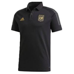 adidas-Men-039-s-LAFC-Polo-Black-Carbon-FI1718