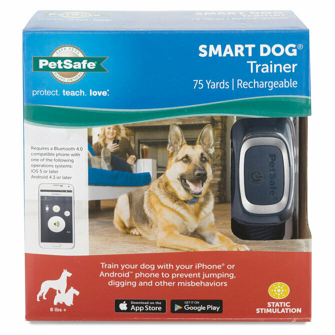 Smart Dog Addestramento per Cani Treno Tuo Cane Usando il Tuo Smartphone