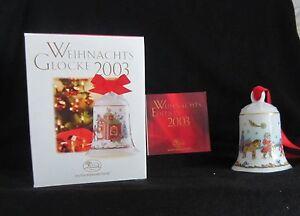 Hutschenreuther-Porzellan-Weihnachts-Glocke-2003-034-Im-Nordwald-034