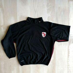 Sion-Football-training-jacket-Nike-long-slevee-size-L