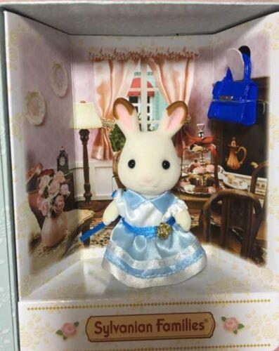 Rare Sylvanian Families Calico Critters Chocolat Rabbit Fan Club Limited 2018