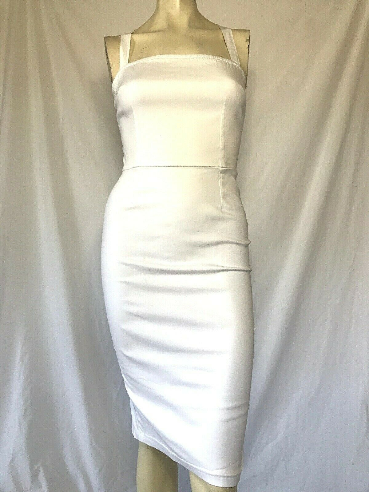 Dixie Fried damen Weiß Pinup Style Dress