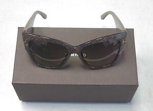 61ae565d9d0f Tom Ford Authentic Sunglasses Anoushka TF371 TF 371 38B Multi Grey ...