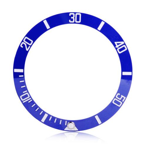 38mm veränderbar Keramikuhr Lünette Inset Ring//Sperrfeder für 40mm GMT Uhr og