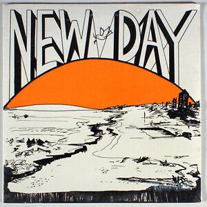 New-Day-Self-Titled-1976-SEALED-Vinyl-LP-Kathy-Gay-Heritage-Minnesota