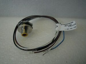 TURCK-FS-4-4-0-5-14-5-PLUG-CONNECTOR-RECEPTACLE-4-PIN-4-WIRE-MALE-U2350-M12-NEW