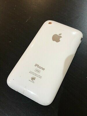 Apple iPhone 3gs - White for Parts   eBay