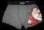 Indexbild 3 - Grumpy-100-Herren-2-Packung-Unterwaesche-Badehose