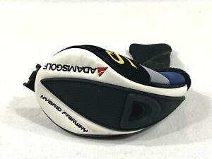 Adams Golf Speedline Fairway Hybrid Headcover With Rotating Number Tab