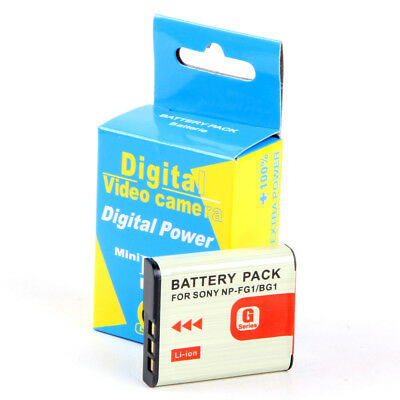 Batería NP-BG1 NPBG1 960mAh para Sony Cybershot DSC-H10 DSC-W290 DSC-HX9