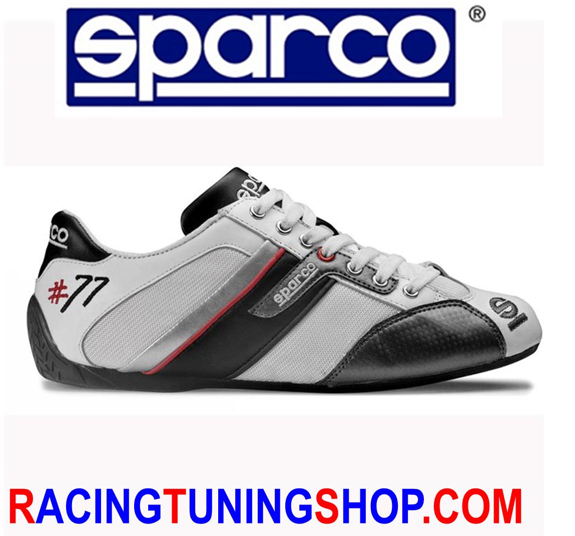 schuhe SPARCO Weiß TIME 77 TG 41 Weiß SPARCO Schuhe SNEAKERS SPARCO SCHUHE TEAMWEAR SIZE 41 8b7121