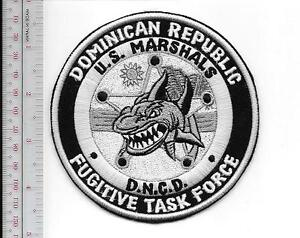 US Marshal Service USMS Puerto Rico San Juan Field Office Fugitive Task Force