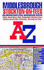 A-Z Middlesbrough & Stockton-on-Tees Street Atlas by Geographers' A-Z Map Company (Paperback, 2002)