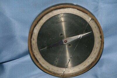 Deskundig Boussole Compas Instrument Scientifique Xix ème De Hennault Fontaine L'evêque